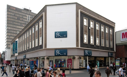 Bhs, 68 Linthorpe Road, Middlesbrough