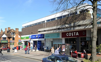 West Byfleet Town Centre, Old Woking Road & Station Approach, West Byfleet